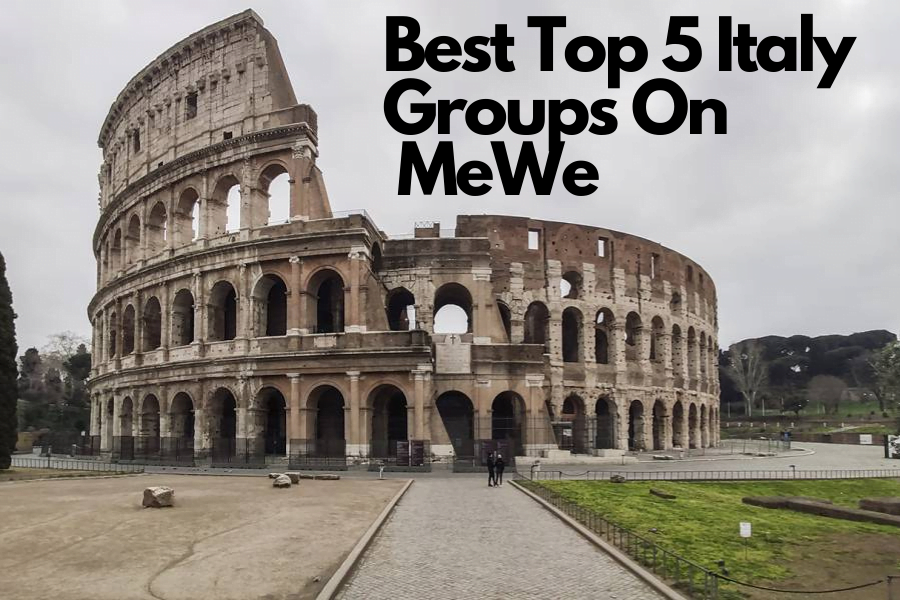 Best Top 5 Italy Groups On MeWe