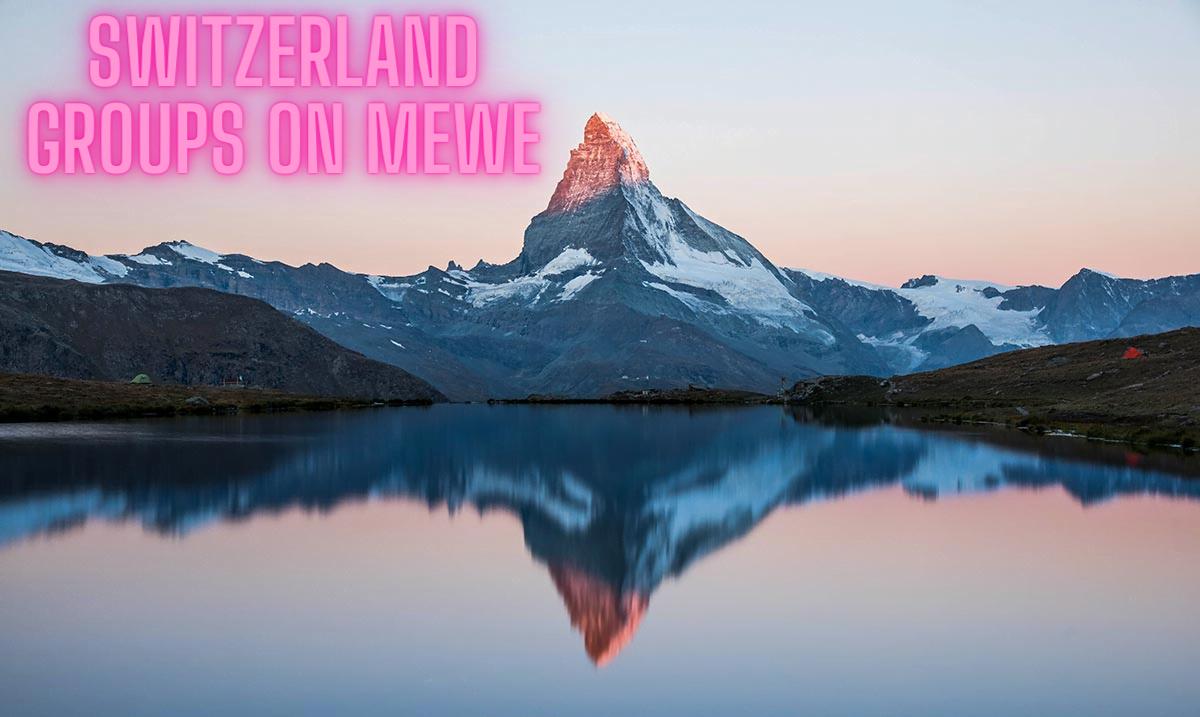 Switzerland Group on MeWe